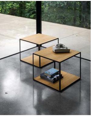 Mesita industrial PITAGORA. DIH | Tienda de decoración online. Productos de diseño y decoración, accesorios para el hogar, muebles de comedor y salón
