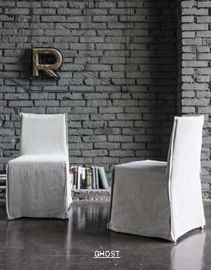 Sillas comodas GHOST DIH de Dall'Agnese| Tienda de decoración online. Productos de diseño y decoración, accesorios para el hogar, muebles de comedor y salón