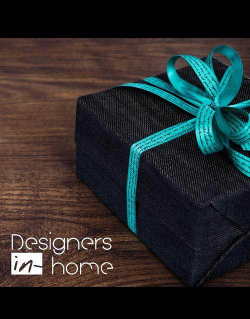 Ticket regalo Designers In-Home| Tienda de decoración online. Productos de diseño y decoración, accesorios para el hogar, muebles de comedor y salón