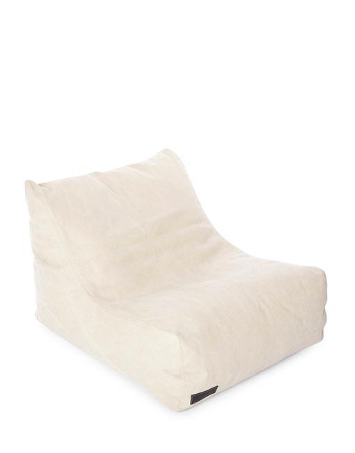 Asiento chill out blanco Club DIHWEB La Tienda de muebles online