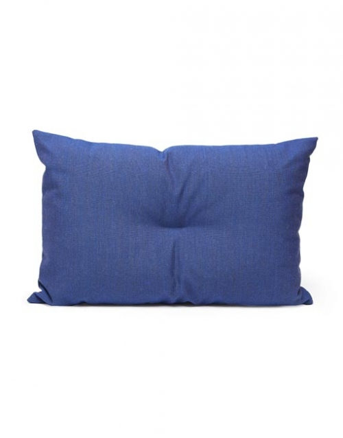 Cojin azul CRISP. Designers in-home aportamos elegancia y atractivo a tus espacios. Productos y muebles de diseño y decoración, accesorios para el hogar.