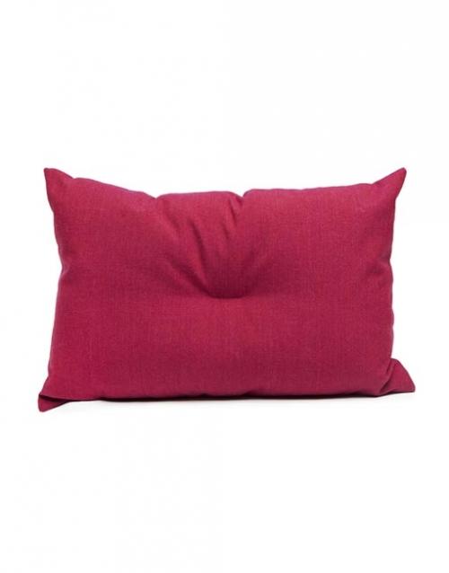 Cojin rojo CRISP Designers in-home aportamos elegancia y comodidad a tus espacios. Productos y muebles de diseño y decoración, accesorios para el hogar
