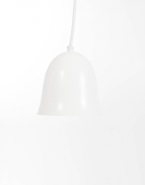 Lamparas blancas Ida. Designers in-home. Muebles de diseño y decoración, accesorios para el hogar. Encuentra tu estilo en tu tienda de decoracion