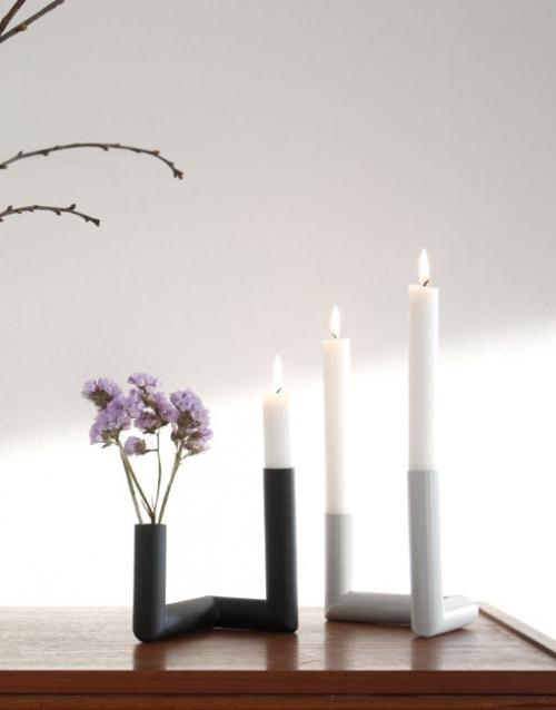 Candelabros de diseño Pipeline. Designers in-home. Muebles de diseño y decoración, accesorios para el hogar. Encuentra estilo en tu tienda de decoración