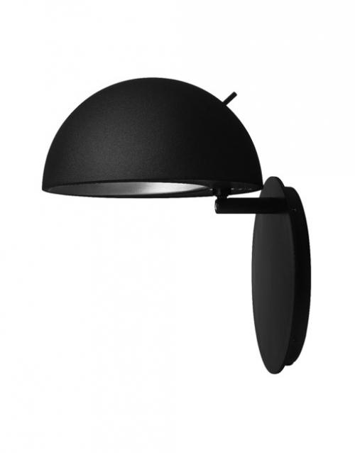 Apliques de pared negros Radon. Designers in-home. Muebles de diseño y decoración, accesorios para el hogar. Encuentra estilo en tu tienda de decoración
