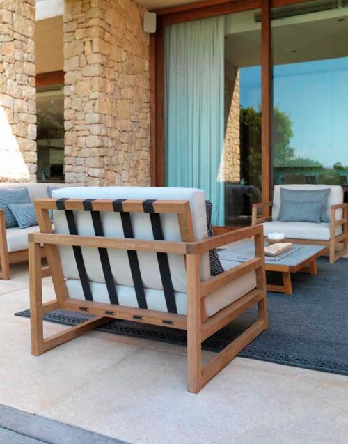 Muebles de Terraza Alabama. Designers in-home. Muebles de diseño y decoración, accesorios para el hogar. Encuentra estilo en tu tienda de decoración