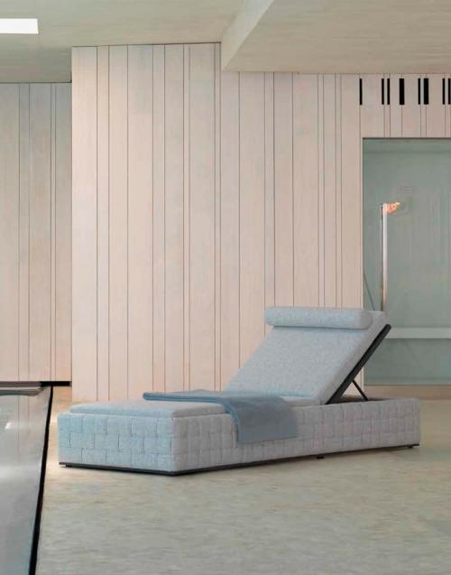 Tumbona Patch de Talenti Kira. Designers in-home. Muebles de diseño y decoración, accesorios para el hogar. Encuentra estilo en tu tienda de decoración