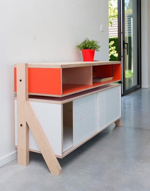 Cómoda de madera Frame. Designers in-home. Muebles de diseño y decoración, accesorios para el hogar. Encuentra estilo en tu tienda de decoración