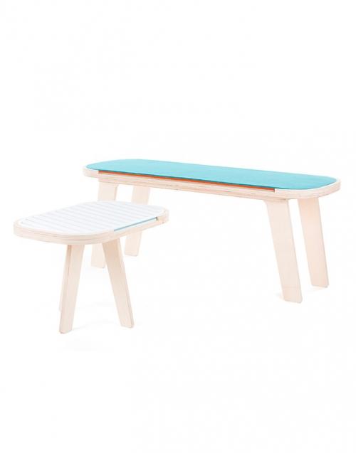 Mesita auxiliar Slim. Designers in-home. Muebles de diseño y decoración, accesorios para el hogar. Encuentra estilo en tu tienda de decoración