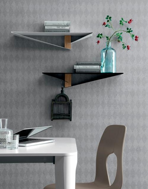 Estante de metal Albatros Designers in-home. Muebles de diseño y decoración, accesorios para el hogar. Encuentra estilo en tu tienda de decoración