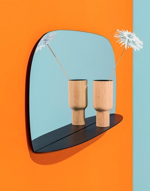Espejo estantería Linking Designers in-home. Muebles de diseño y decoración, accesorios para el hogar. Encuentra estilo en tu tienda de decoración
