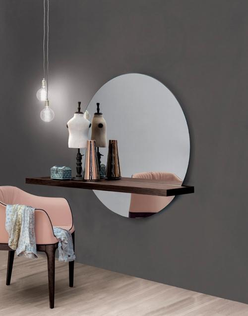 Estante con espejo Sunset Designers in-home. Muebles de diseño y decoración, accesorios para el hogar. Encuentra estilo en tu tienda de decoración