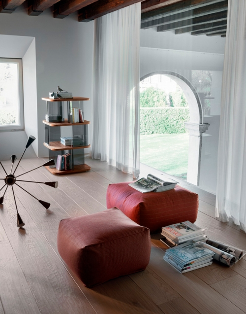 Puf confortable Truly Designers in-home. Muebles de diseño y decoración, accesorios para el hogar. Encuentra estilo en tu tienda de decoración