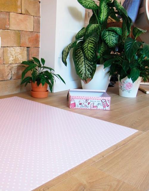 Alfombra de puntos infantil Designers in-home. Muebles de diseño y decoración, accesorios para el hogar. Encuentra estilo en tu tienda de decoración