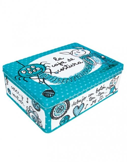 Caja Metálica Designers in-home. Muebles de diseño y decoración, accesorios para el hogar. Encuentra estilo en tu tienda de decoración