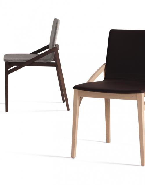 Silla elegante Capita. Mobiliario y productos de diseño y decoración, accesorios para el hogar, muebles de comedor en la tienda de Designers in-home