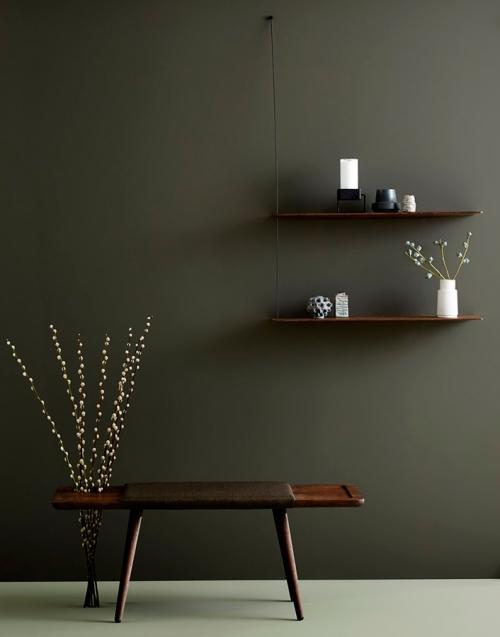 Estantes de madera Stedge. Designers in-home. Muebles de diseño y decoración, accesorios para el hogar. Encuentra tu estilo en tu tienda de decoración