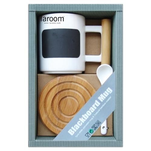 Taza Pizarra de Laroom Designers in-home. Muebles de diseño y decoración, accesorios para el hogar. Encuentra estilo en tu tienda de decoración