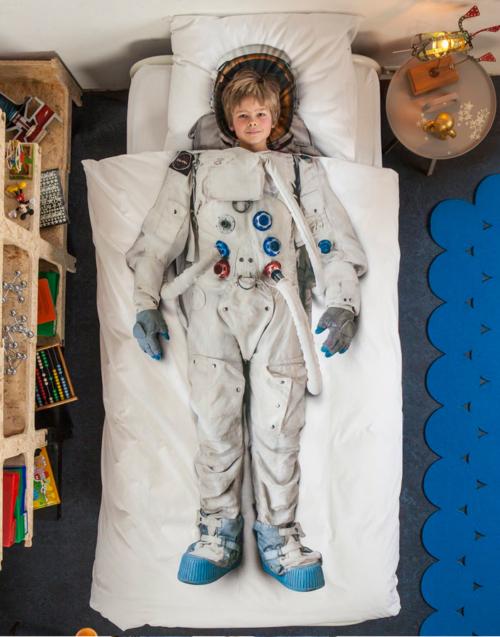 Funda Nórdica Astronauta Designers in-home. Muebles de diseño y decoración, accesorios para el hogar. Encuentra estilo en tu tienda de decoración