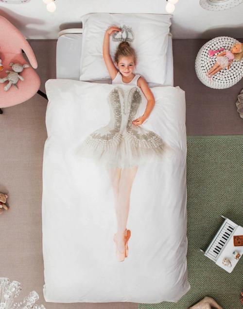 Funda nórdica Bailarina de Snurk Designers in-home. Muebles de diseño y decoración, accesorios para el hogar. Encuentra estilo en tu tienda de decoración
