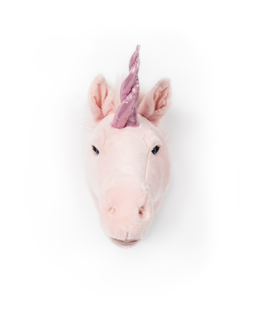 WS 0017 Pink unicorn Julia front