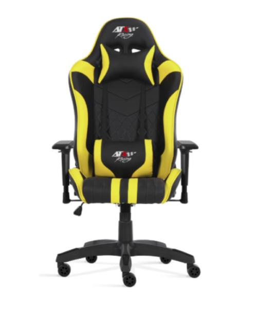 La silla de escritorio Nürburgring de Costaazul, es un accesorio que todos debemos tener en casa. Puede hacer la función de una silla para estudiar o trabajar desde casa, ademas de estar llena de detalles que la hacen destacar de las demás sillas en esta categoría.