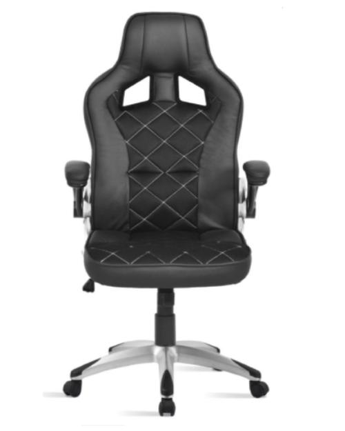 La silla gaming estilo carreras Daytona de Costa azul, es un accesorio que todos debemos tener en casa. Puede hacer la función de una silla para estudiar o trabajar desde casa, ademas de estar llena de detalles que la hacen destacar de las demás sillas en esta categoría, ya que su diseño es totalmente exclusivo, porque esta ambientado en un coche deportivo.