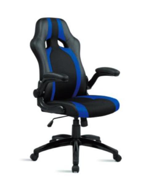 La silla de juegos GT de Costaazul, es un accesorio que todos debemos tener en casa. Puede hacer la función de una silla para estudiar o trabajar desde casa, ademas de estar llena de detalles que la hacen destacar de las demás sillas en esta categoría. Además, contiene una malla 3D de ultima generación, facilitando así la transpiración de la misma.