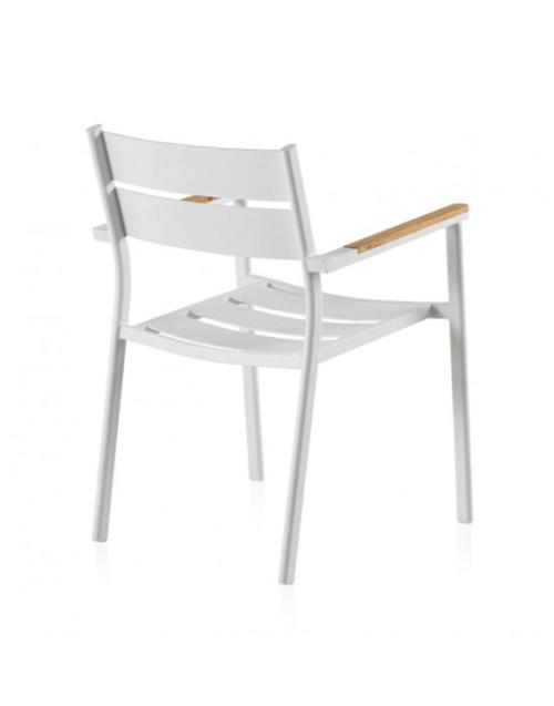 Silla de terraza de aluminio cemic. Muebles de diseño y decoración, accesorios para el hogar. Encuentra estilo en tu tienda de decoración