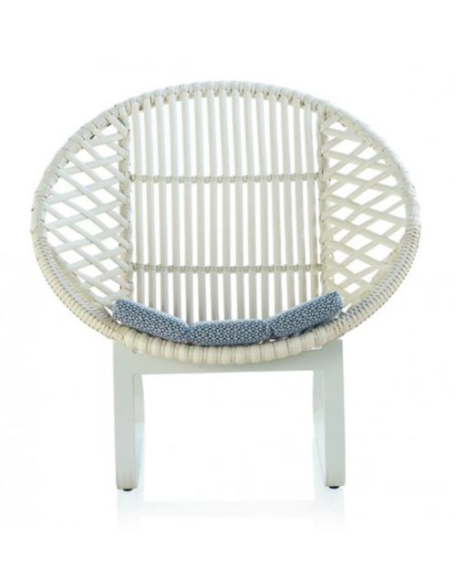 Sillón Circular Cires de Gabar Designers in-home. Muebles de diseño y decoración, accesorios para el hogar. Encuentra estilo en tu tienda de decoración