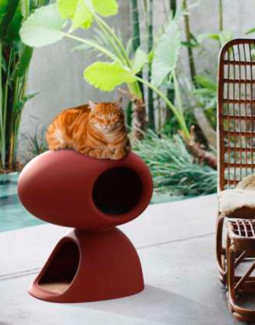 Casita de gato Designers in-home. Muebles de diseño y decoración, accesorios para el hogar. Encuentra estilo en tu tienda de decoración